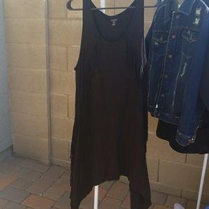 Kenzie fringe dress